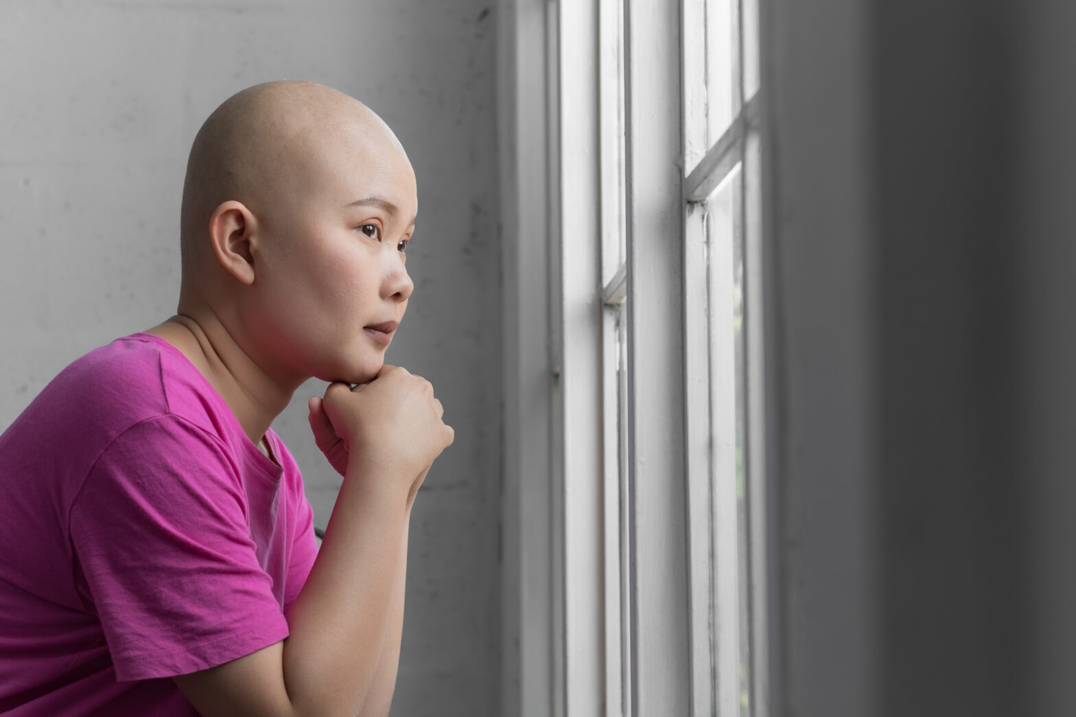Lung cancer girls